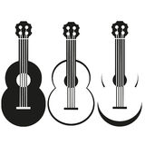 Vector Guitar Stock Images