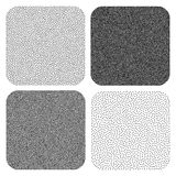 Vector Halftone Background Royalty Free Stock Images