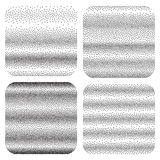 Vector Halftone Background Stock Image