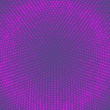 Vector halftone dots background. Ultra violet dots on white background. Vector halftone dots background.  Ultra violet dots on white background Royalty Free Stock Photo
