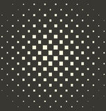 Vector halftone dots. Stock Images