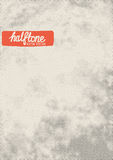 Vector Halftone Texture Royalty Free Stock Photos