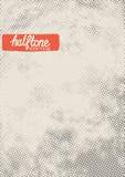 Vector Halftone Texture Royalty Free Stock Photos