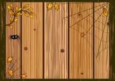 Vector Halloween background Stock Image