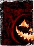 Vector. Halloween card Royalty Free Stock Photo