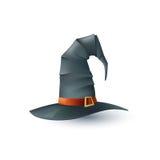 Vector Halloween Hat Stock Image