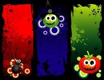 Vector Halloween illustratie Stock Afbeelding