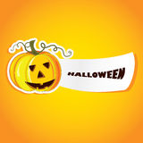Vector halloween illustration Royalty Free Stock Photography