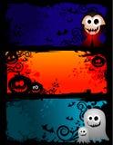 Vector halloween illustration Stock Image