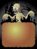 Vector. Halloween illustration. Royalty Free Stock Photos
