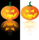 Vector Halloween Pumpkin Stock Photo