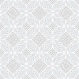 Vector hand drawn linear medieval pattern Stock Images