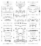 Vetcor set of design elements Stock Photo