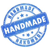 Vector handmade stamp Royalty Free Stock Photography