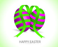 Vector - Happy easter Royalty Free Stock Photography