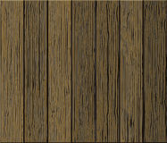 Vector hardwood planks background Stock Image