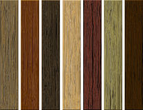 Vector hardwood planks background. Wooden material Royalty Free Stock Image