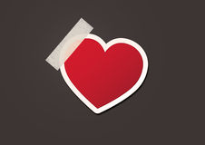 Vector Heart Stock Photo