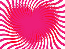 Vector heart background Stock Photo