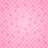 Vector heart background Royalty Free Stock Images