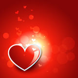 Vector heart design Stock Images