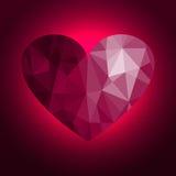 Vector Heart Stock Photography