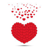 Vector Heart Stock Photography
