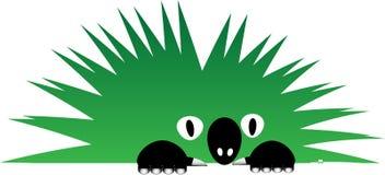 Vector hedgehog Royalty Free Stock Photos