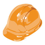 Vector helmet Stock Photography