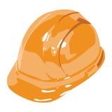 Vector helmet Stock Photography