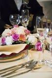Vector hermoso de la boda Fotografía de archivo