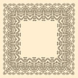 Vector hermoso de la tarjeta Imagen de archivo