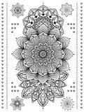 Vector hermoso de la tarjeta Fotografía de archivo libre de regalías