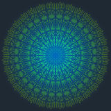 Vector hermoso de Mandala Background EPS10 Imagen de archivo