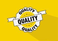 Vector het ontwerpelement van de kwaliteitszegel Royalty-vrije Stock Afbeeldingen
