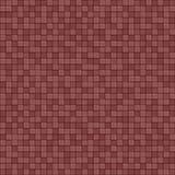 Vector het patroonachtergrond van de marsala geometrische textuur Royalty-vrije Stock Afbeeldingen
