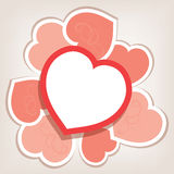 vector hHearts Stock Photography