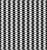 Vector hipster abstract geometry pattern weave,black and white seamless geometry background Royalty Free Stock Photography