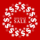 Vector Holiday Background Royalty Free Stock Image