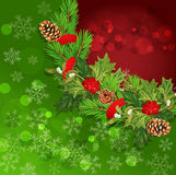 Vector holiday background Royalty Free Stock Photo