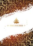 Vector. Holiday Background Stock Image