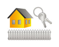 Vector home icon Royalty Free Stock Image