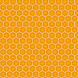 Vector Honeycomb Seamless Pattern Stock Photo