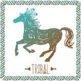 Vector horse Royalty Free Stock Photos