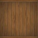 Vector houten achtergrond Royalty-vrije Stock Afbeelding