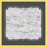 Vector Houten Achtergrond Stock Afbeeldingen