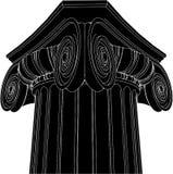 Vector iónico griego 03 de la columna libre illustration