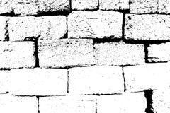 Vector i mattoni e le pietre la struttura, fondo astratto royalty illustrazione gratis