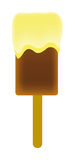 Vector ice lolly Stock Image