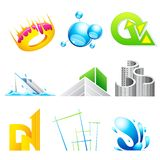 Vector Icon Royalty Free Stock Photography